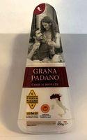 """""""Grana Padano, 16 Monate gereift, 200g"""" Bild: Colla S.p.A. Fotograf: Colla S.p.A."""