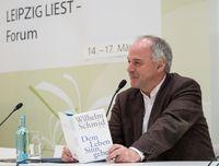 Wilhelm Schmid Buchmesse Leipzig 2013