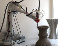 3D-Betondrucker Bild: Incremental 3D GmbH