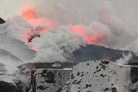 Ausbruch des Eyjafjallajökull 2010 Bild: Boaworm / de.wikipedia.org