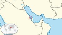 Bahrain auf der Welt