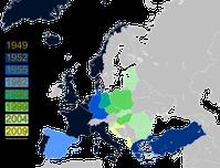 """12 neue Staaten wurden nach der """"Teilvereinigung"""" Deutschlands bereits aufgenommen. Ein Ende ist nicht in Sicht."""