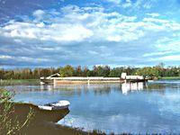 Bild: Die Elbe. © WWF