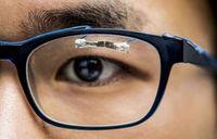Smarter Sensor aus herkömmlichem Papier. Bild: Dennis R. Wise, washington.edu