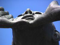 Rufen, Rufe und mitteilen (Symbolbild)