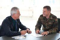 Recruiting von Soldatinnen und Soldaten Bild: DZE GmbH Fotograf: DZE GmbH