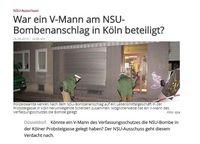 """Bild: Screenshot swe Webseite von """"NSU Leaks"""""""