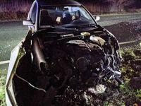 Am Pkw Skoda entstand wirtschaftlicher Totalschaden Bild: Polizei
