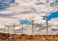 Das Lake Turkana Wind Power Project im Loiyangalani District, Marsabit County, Kenia. Es liegt 600 km von Nairobi entfernt und ist in 12 Stunden mit dem Auto zu erreichen · Bild: ltwp.co.ke / UM / Eigenes Werk
