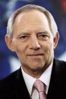 Wolfgang Schäuble Bild: Wolfgang Schäuble