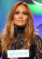 Jennifer Lopez bei den GLAAD Media Awards (2014)
