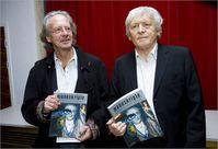 Alfred Kolleritsch und Peter Handke (2013), Archivbild