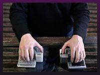 Hybrid-Eingabe: soll Gamern das Leben leichter machen. Bild: Solid Art Labs