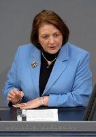 Sabine Leutheusser-Schnarrenberger Bild: Deutscher Bundestag  / Lichtblick/Achim Melde