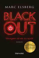 """Blackout - Morgen ist es zu spät; Roman von Marc Elsberg Bild: """"obs/Joyn"""""""