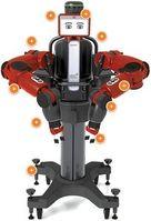 Baxter: mehr als nur ein Industrieroboter. Bild: rethinkrobotics.com
