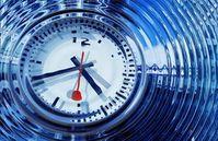 Uhr: Gehirn hat eigenes Timing. Bild: pixelio.de, Gerd Altmann