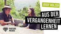 "Bild: Screenshot Video: ""Permakultur - Zukunftsfähig durch den Blick in die Vergangenheit - Josef Holzer / Krameterhof"" (https://youtu.be/AT3dtpC2quA) / Eigenes Werk"