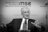 Zbigniew Brzezinski Bild: Kleinschmidt / MSC, CC BY 3.0 de, https://commons.wikimedia.org/w/index.php?curid=30975862