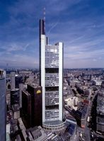 Zentrale der Commerzbank Bild: Commerzbank, Julia Schwager