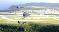 Die Andersen Air Force Base (kurz: Andersen AFB) ist ein Luftwaffenstützpunkt der US Air Force auf der pazifischen Insel Guam. Die Basis liegt an der Nordspitze der Insel, ca. 25 km von der Hauptstadt Hagåtña entfernt. Andersen AFB war lange Zeit Hauptquartier der 13th Air Force, bis diese im Mai 2005 auf die Hickam Air Force Base auf Hawaii verlegt wurde. Auf der Basis sind seit 2010 einige wenige RQ-4B Global Hawk stationiert.