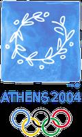 Logo Olympische Spiele Athen 2004