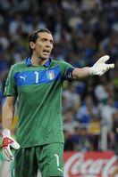 Buffon bei der Fußball-Europameisterschaft 2012