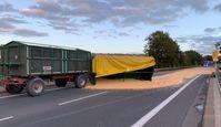 Unfallstelle B475 Warendorf 2 Bild: Polizei