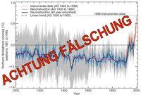 Michael E. Mann, Paläoklimatologe an der Penn State University in Pennsylvania und gerichtlich überführter Klimaschwindler. Die Hockeystick Kurve ist seine Erfindung.
