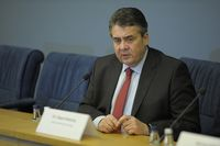 Sigmar Gabriel Bild: Latvian Foreign Ministry, on Flickr CC BY-SA 2.0