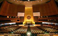 Die Vollversammlung der Vereinten Nationen (UN)