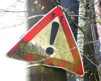 Achtung, Warnung, Ausrufezeichen