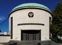 Neue Synagoge, Ecke Zietenstraße/Paul-Spiegel-Platz