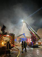 Großbrand 05.08.2021 Bild: Feuerwehr