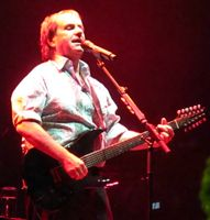 Chris de Burgh beim Konzert in Kempten (2011)