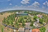 Arjuna Kurkuma Produktionsstätte