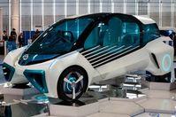 Wasserstoff-Auto: soll alltäglicher werden.