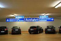 Sieger: Parkhaus Wiesbaden. Bild: ADAC