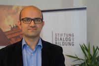 """Ercan Karakoyun, Türkei Experte und Ansprechpartner der Hizmet. Bild: """"obs/Stiftung Dialog und Bildung"""""""