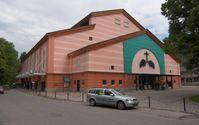 Oberammergauer Passionsspiele: Das Passionsspielhaus,