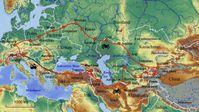 Seidenstraße modern: Ein Handelsprojekt das Frieden in die Welt und Wohlstand in alle Länder bringt.