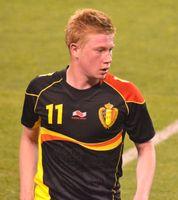 Kevin De Bruyne 2013