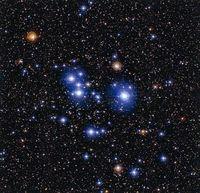 Der Sternhaufen Messier 47