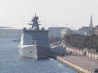 Esbern Snare in Kopenhagen. Bild: Bandpay at en.wikipedia