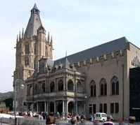 Das Kölner Rathaus