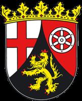 Wappen von Rheinland Pfalz