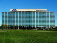 Welthauptquartier der Ford Motor Company in Dearborn (Michigan)