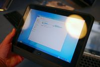 Tablet: HP geht mit dem Preis nach unten. Bild: flickr/Karlis Dambrans