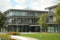 Hauptsitz der Bertelsmann Stiftung in Gütersloh (2007)