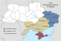 Krise in der Ukraine 2014